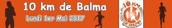 10 km de Balma 2017 - Rendez-vous avec votre record !